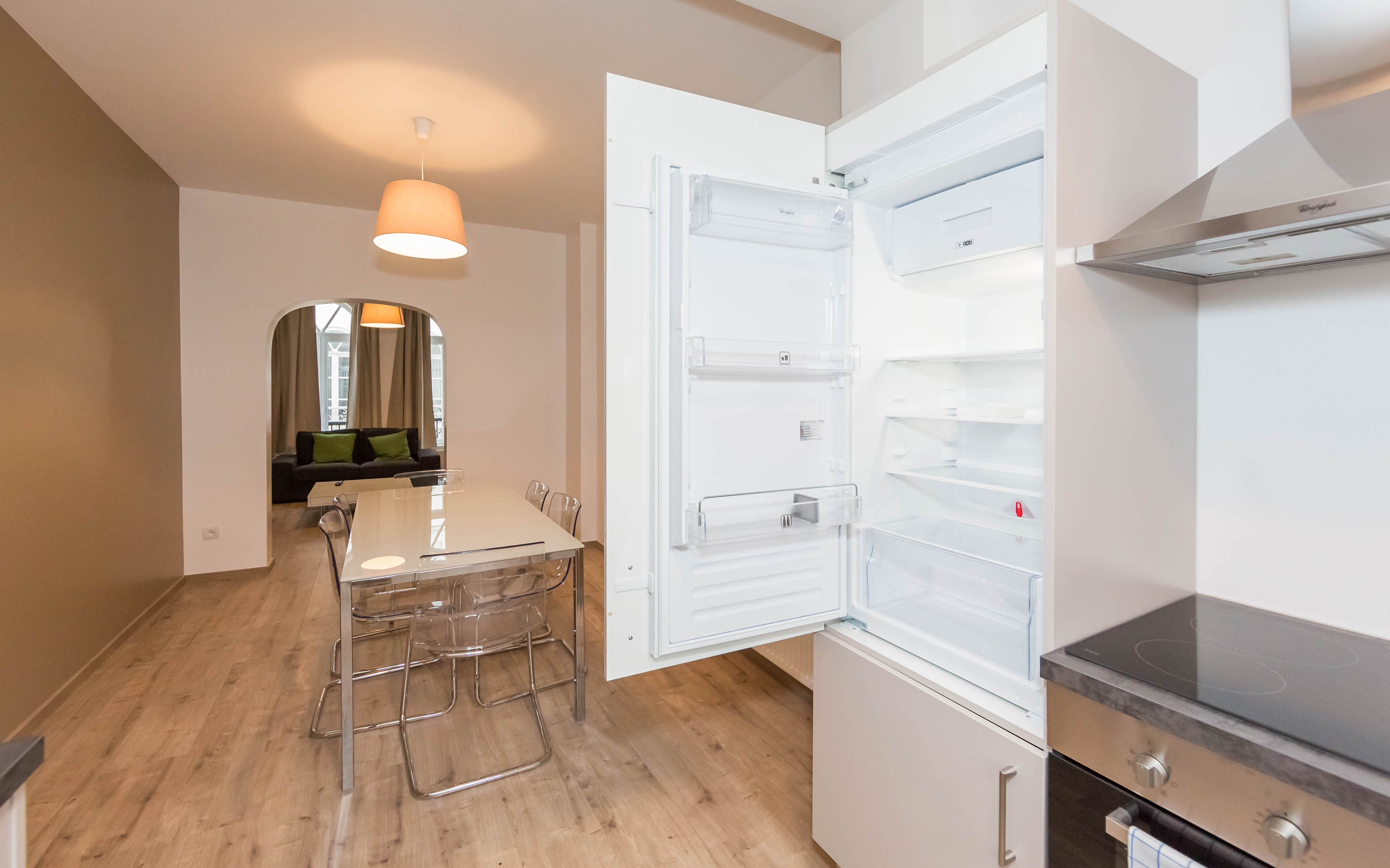 2 bedroom apartment to rent in 18 20 Rue Coppens 1000 Bruxelles
